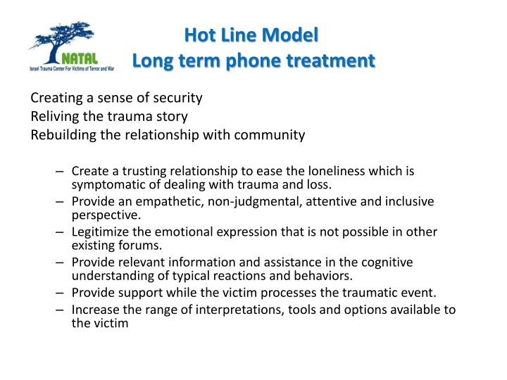 Hot Line Model