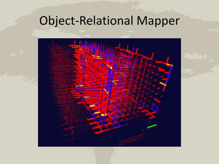 Object-Relational