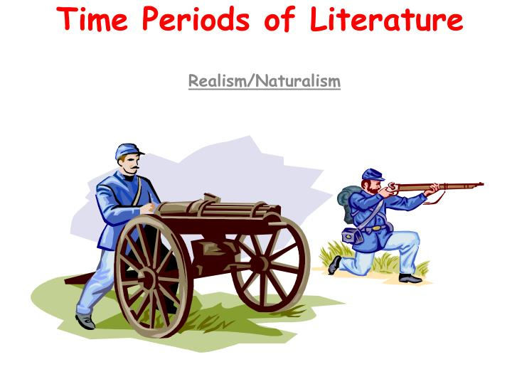 Time Periods of Literature