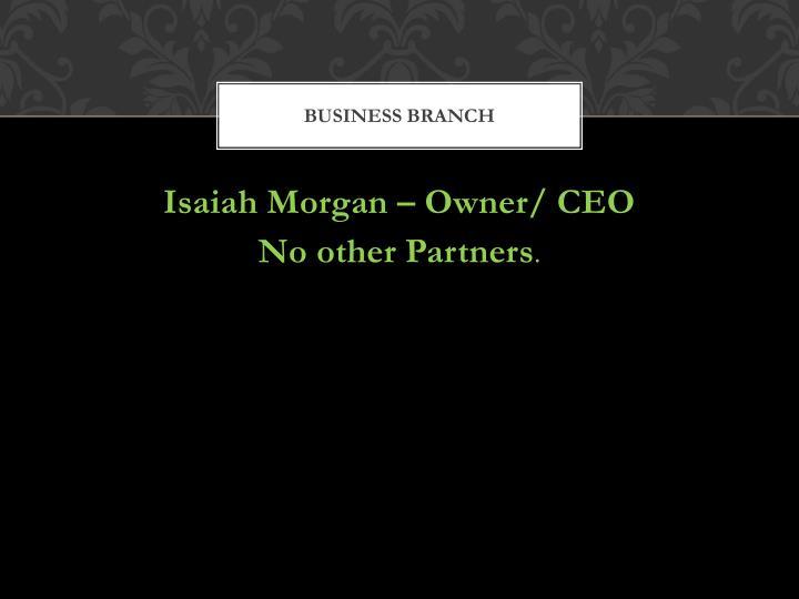Business Branch