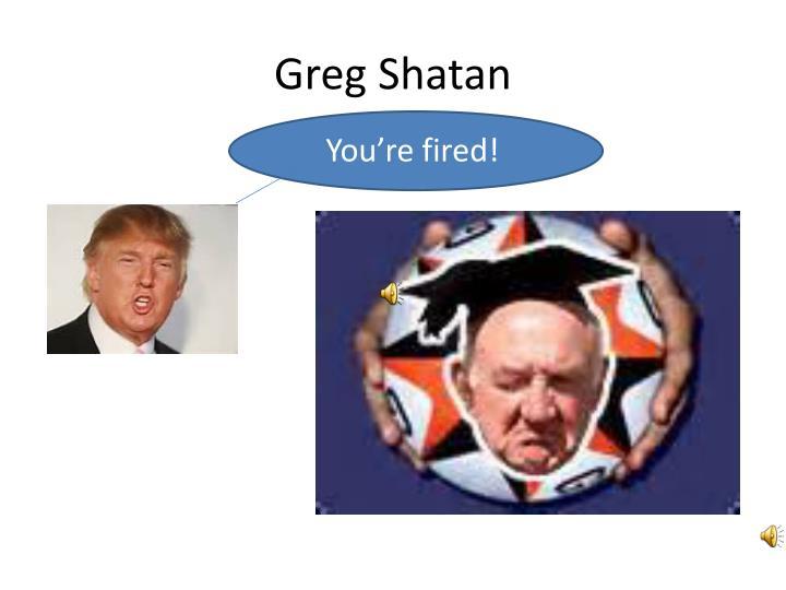Greg Shatan