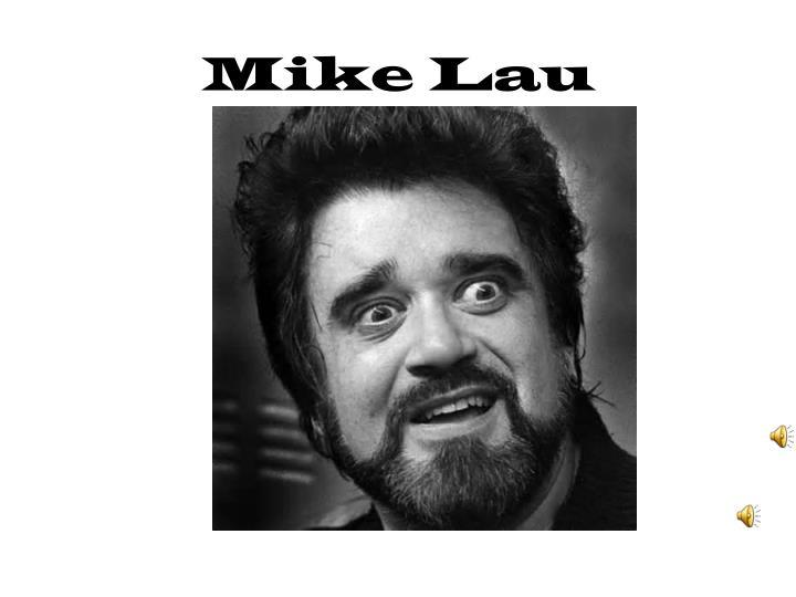 Mike Lau