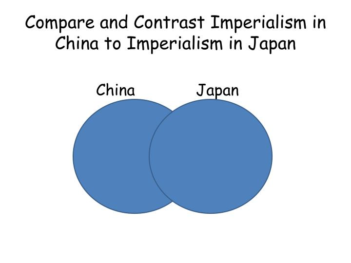 essay on imperialism in japan View and download imperialism essays examples also discover topics, titles, outlines, thesis statements, and conclusions for your imperialism essay.