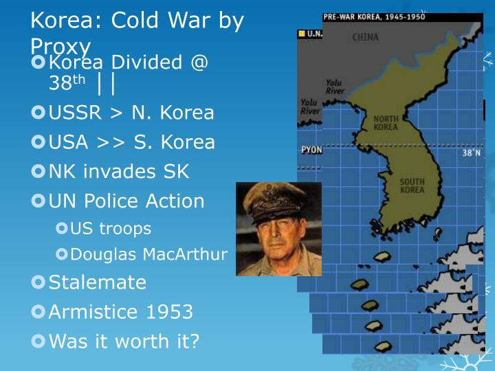 Korea: Cold War by Proxy