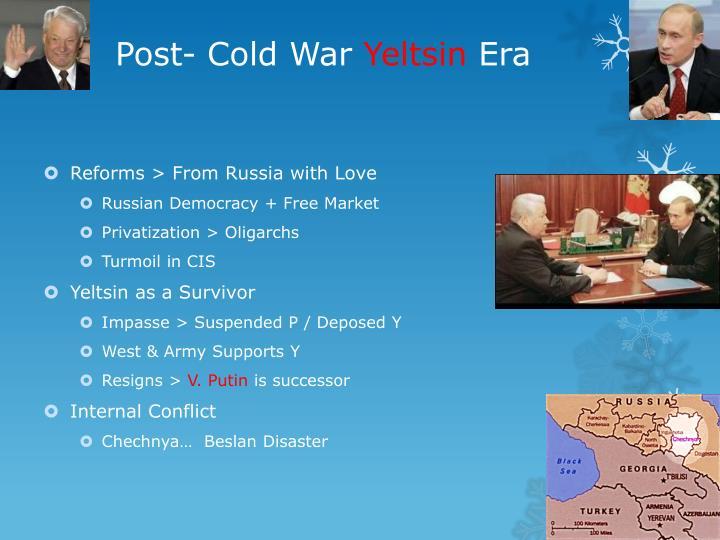 Post- Cold War