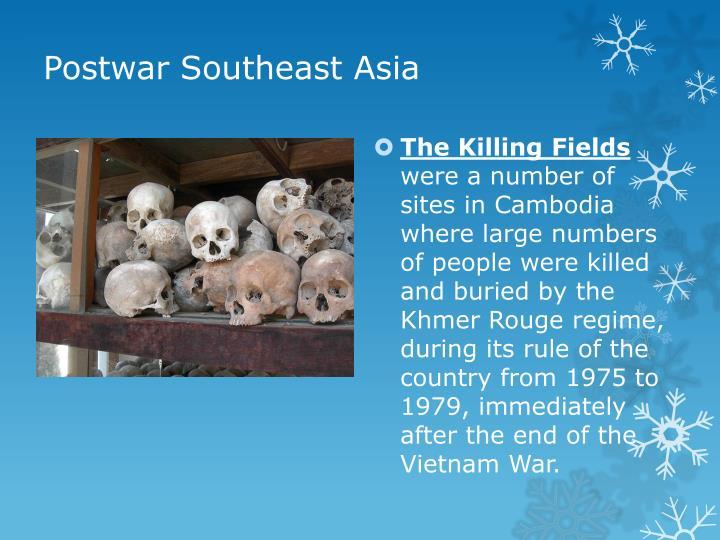 Postwar Southeast Asia