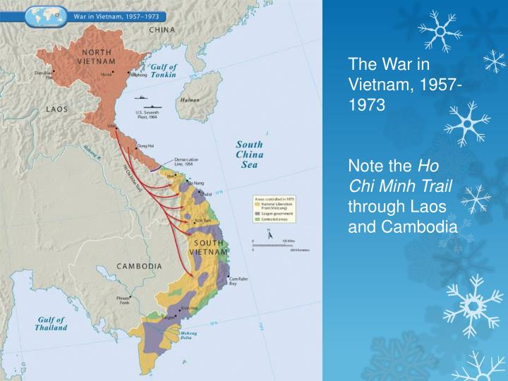 The War in Vietnam, 1957-1973