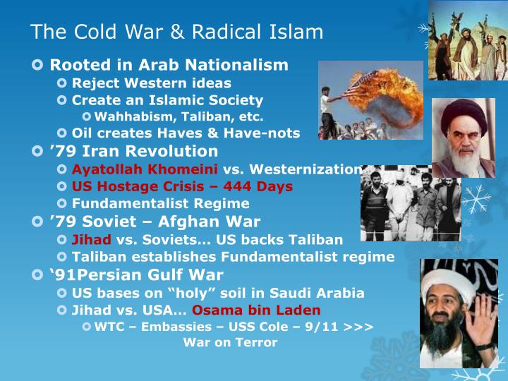 The Cold War & Radical Islam