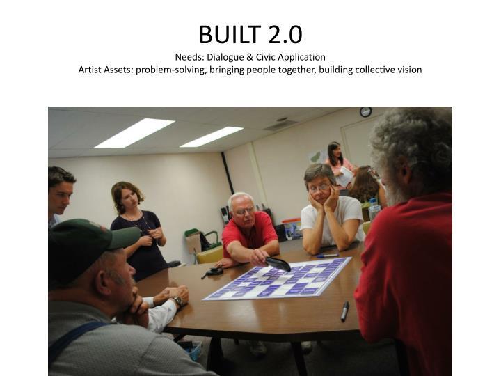 BUILT 2.0
