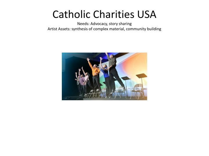 Catholic Charities USA