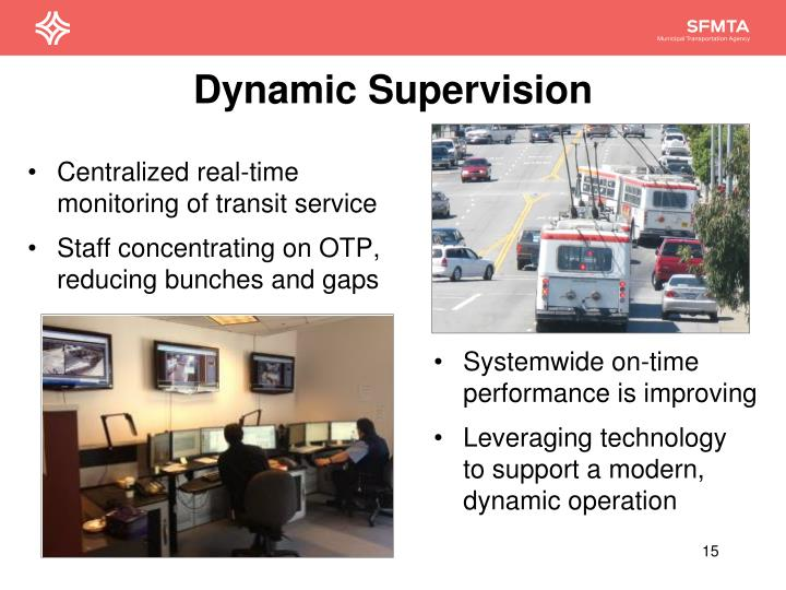 Dynamic Supervision