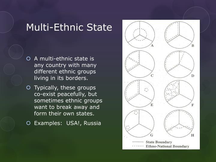 Multi-Ethnic State