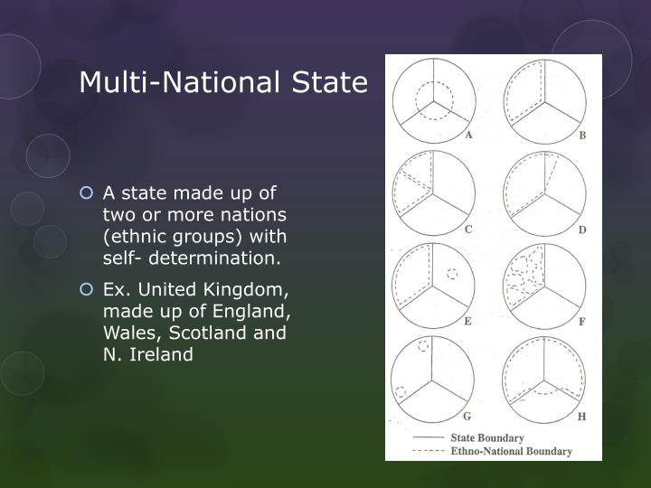Multi-National State