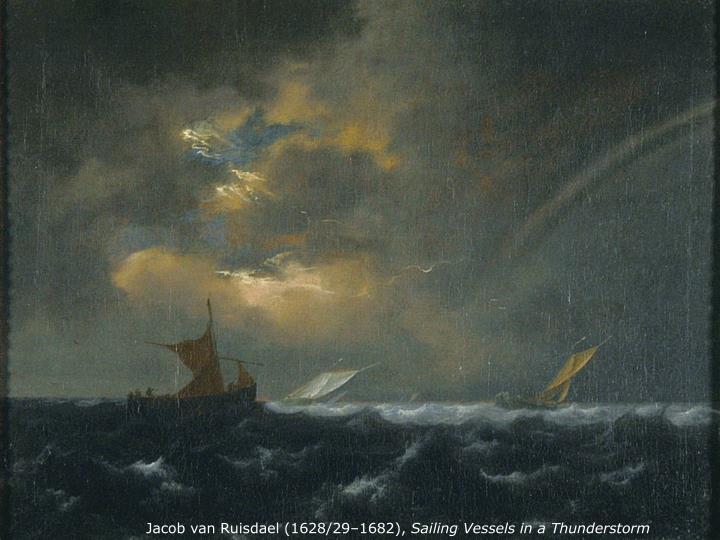 Jacob van Ruisdael (1628/29–1682),