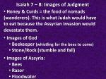isaiah 7 8 images of judgment