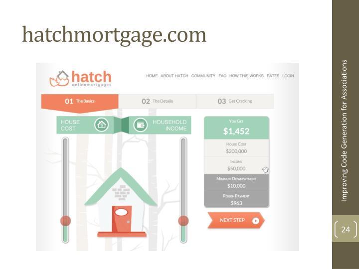hatchmortgage.com