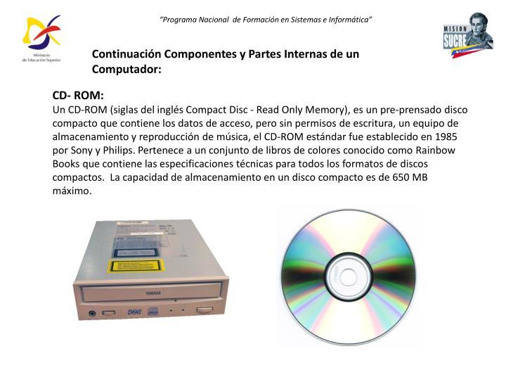 """""""Programa Nacional  de Formación en Sistemas e Informática"""""""