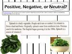 positive negative or neutral2