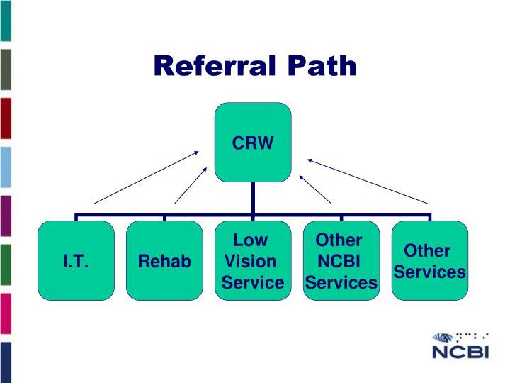 Referral Path