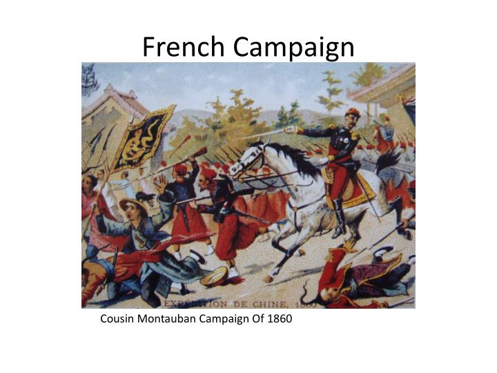 French Campaign