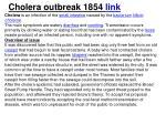 cholera outbreak 1854 link