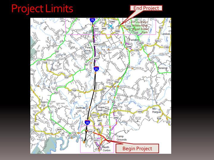 Project Limits
