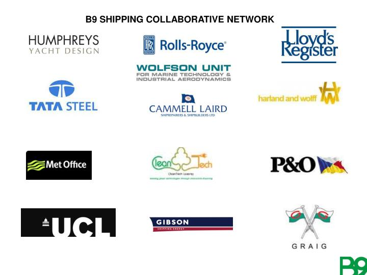 B9 SHIPPING COLLABORATIVE NETWORK