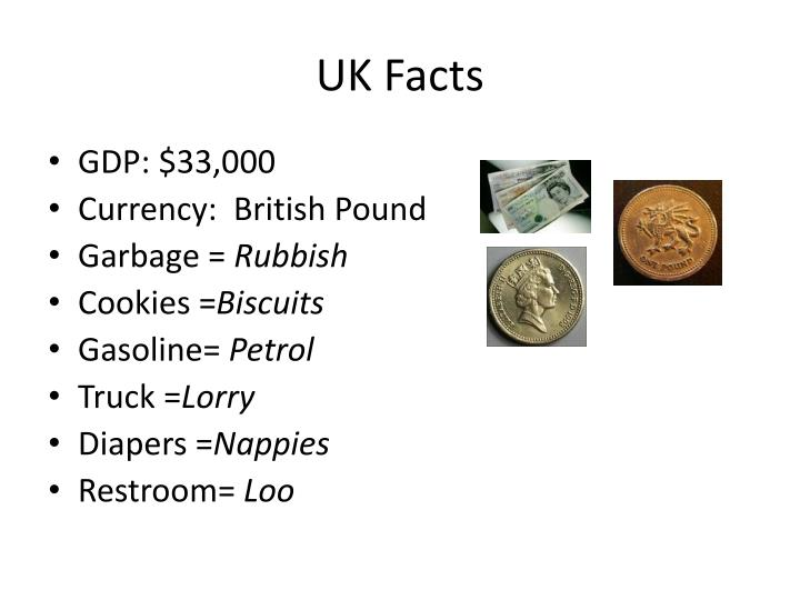 UK Facts