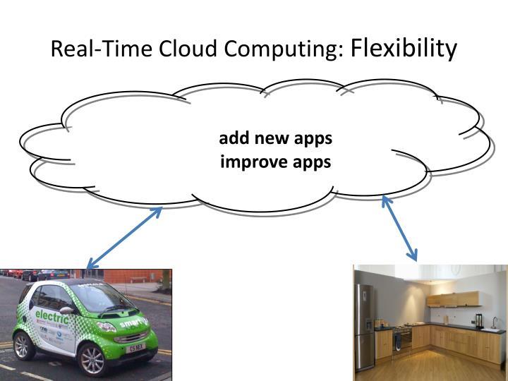 Real-Time Cloud Computing: