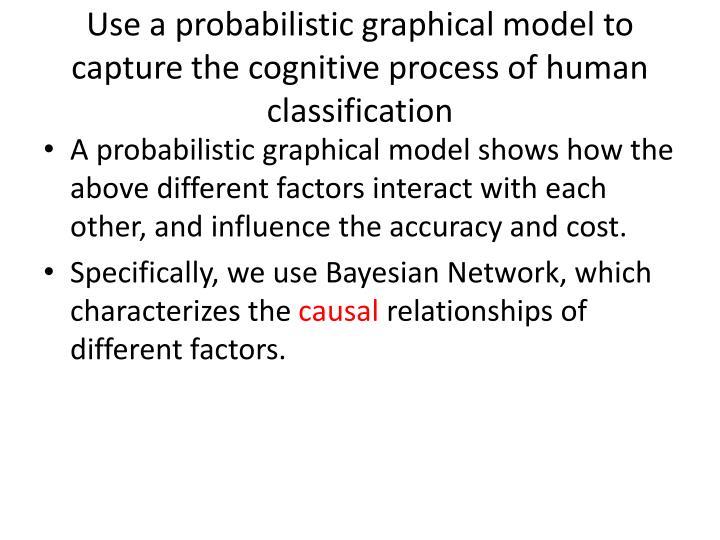 Use a probabilistic