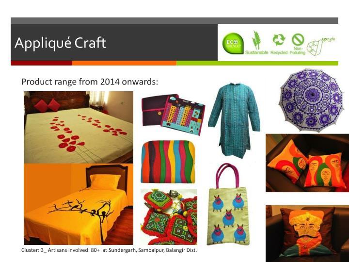 Appliqué Craft