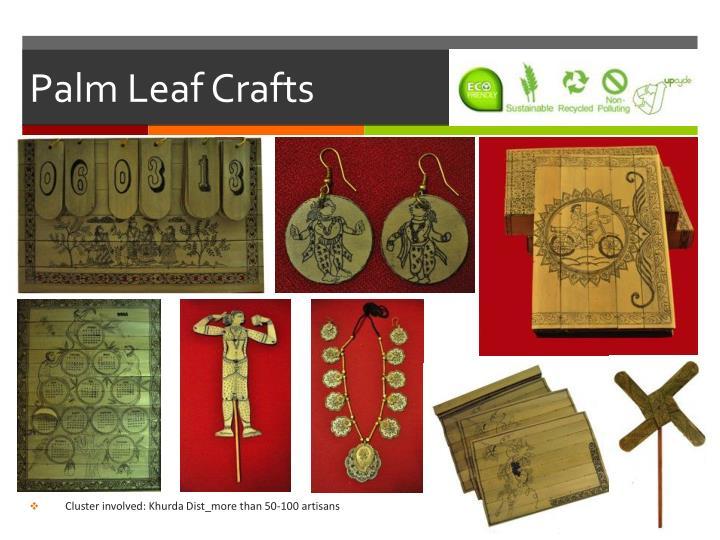 Palm Leaf Crafts