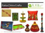 patta chitra crafts