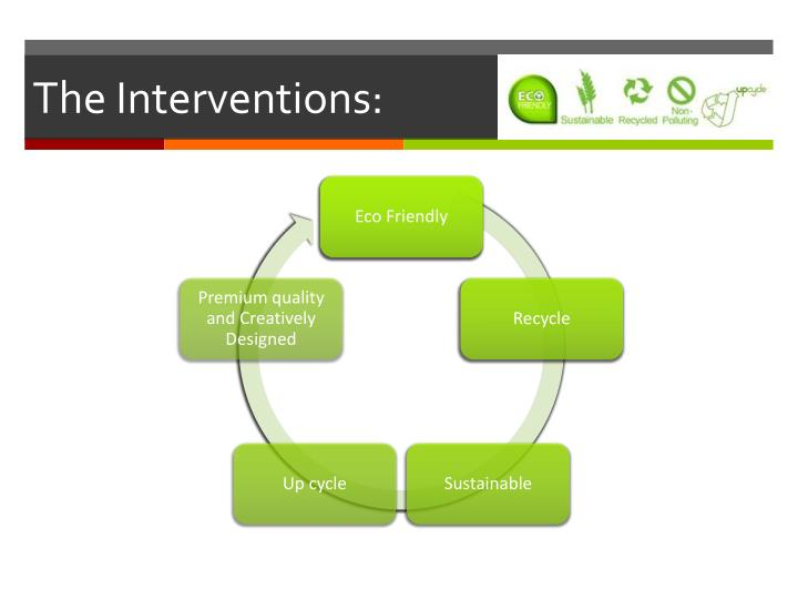 The Interventions: