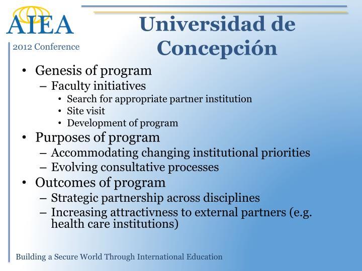Universidad de