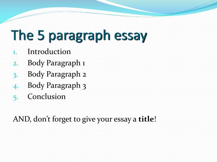Write my powerpoint essay writing