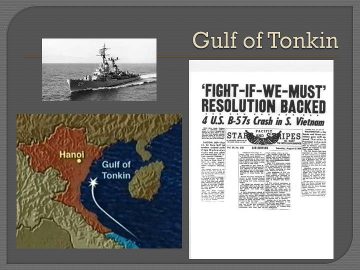 Gulf of Tonkin