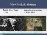 view historical maps