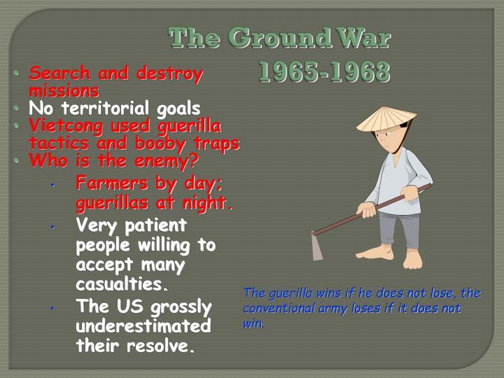 The Ground War