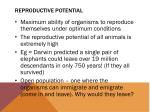 reproductive potential3