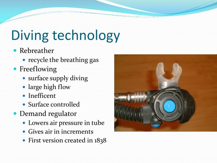 Diving technology1