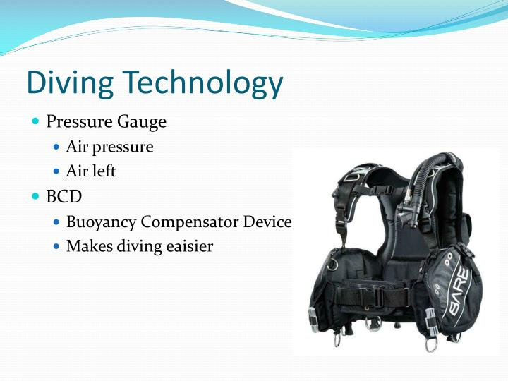 Diving Technology