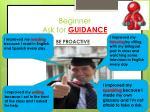 beginner ask for guidance1