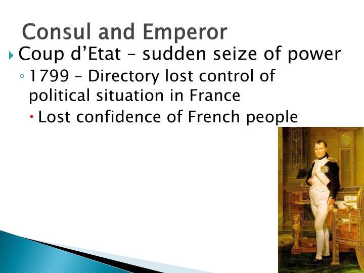 Consul and Emperor