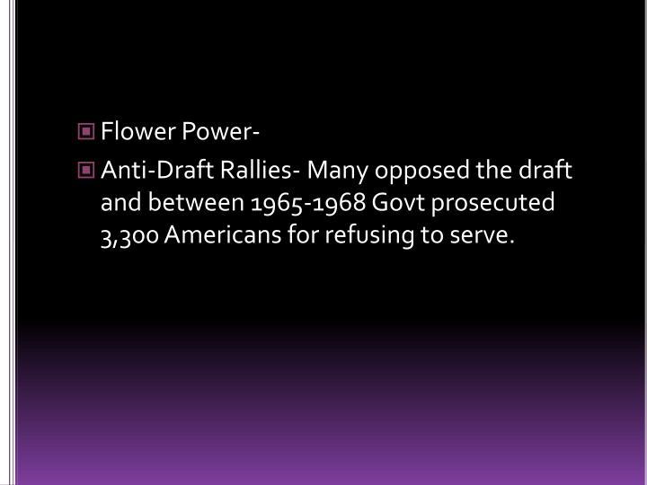 Flower Power-