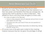 direct democracy case study