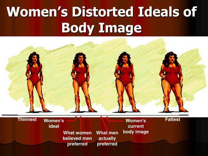 Women's Distorted Ideals of Body Image