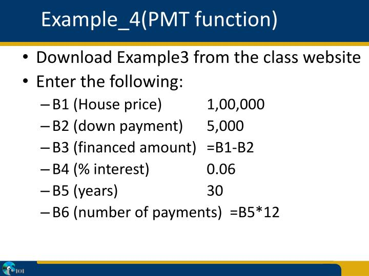 Example_4(PMT function)