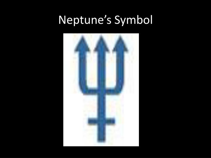 Neptune's Symbol