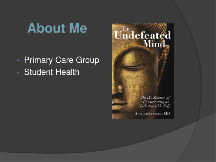 Primary Care Group